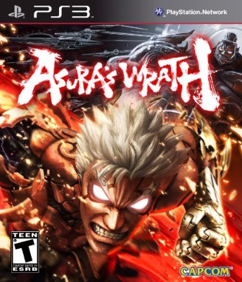Asura's Wrath Cover Art