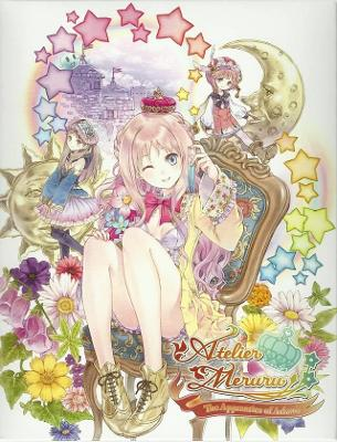 Atelier Meruru: The Apprentice of Arland [Limited Edition] Cover Art