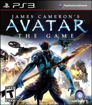 Avatar: The Game Cover Art