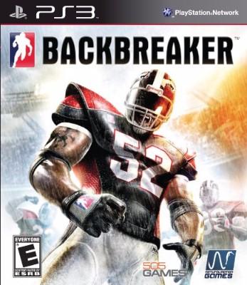 Backbreaker Cover Art