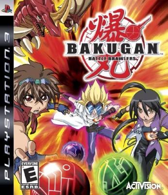 Bakugan: Battle Brawlers Cover Art