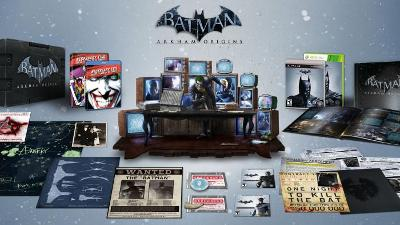 Batman: Arkham Origins [Collector's Edition] Cover Art