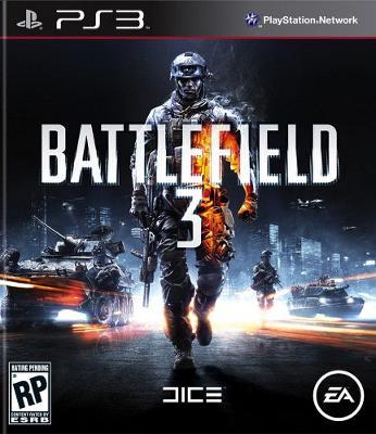 Battlefield 3 Cover Art