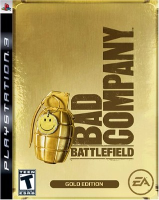 Battlefield: Bad Company [Gold Edition] Cover Art