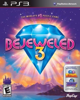 Bejeweled 3 Cover Art