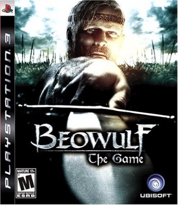 Beowulf: The Game Cover Art