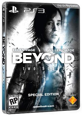 Beyond: Two Souls [Special Edition] Cover Art