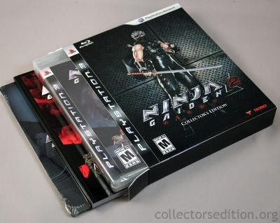 Ninja Gaiden Sigma 2 Collector S Edition Value Price