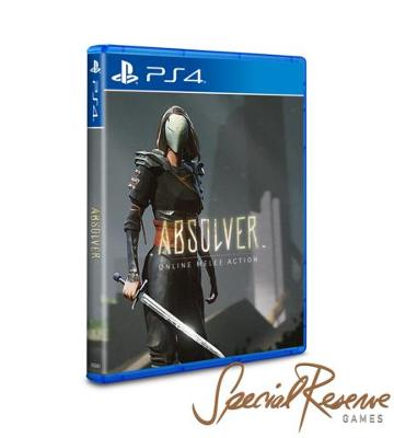 Absolver [Limited Run Games] Cover Art