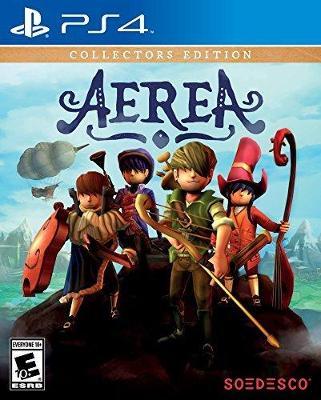 AereA [Collector's Edition] Cover Art