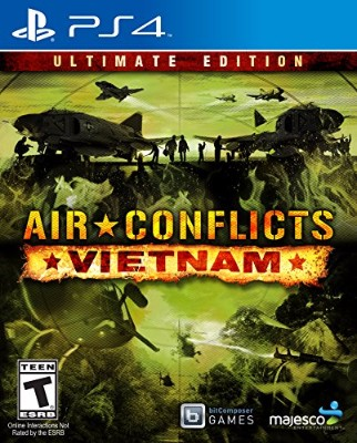 Air Conflicts: Vietnam - Ultimate Edition Cover Art