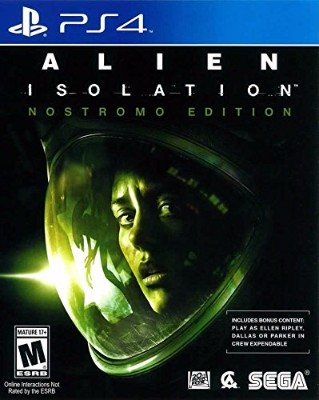 Alien: Isolation [Nostromo Edition] Cover Art