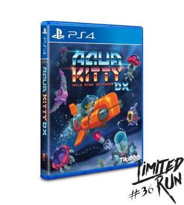 Aqua Kitty: Milk Mine Defender DX Cover Art