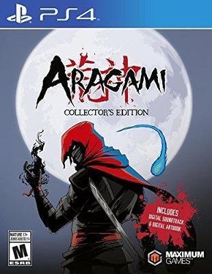 Aragami  [Collector's Edition] Cover Art