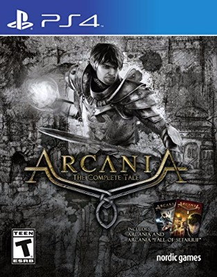 Arcania: The Complete Tale Cover Art