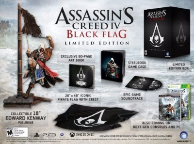 Assassin's Creed IV: Black Flag [Limited Edition] Cover Art