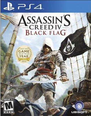 Assassin's Creed IV: Black Flag [Walmart Edition] Cover Art