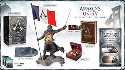 Assassin's Creed: Unity [Collector's Edition]