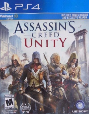 Assassin's Creed: Unity [Walmart Edition]