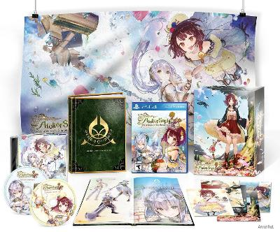 Atelier Sophie: The Alchemist of the Mysterious Book [Limited Edition]