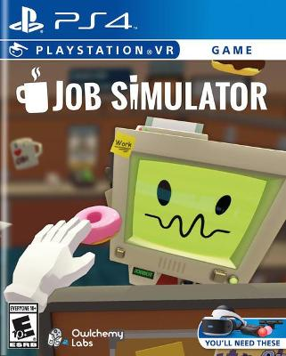 Job Simulator Value / Price | Playstation 4