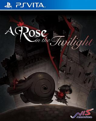 A Rose in the Twilight Cover Art