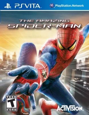 Amazing Spiderman Cover Art