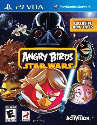 Angry Birds Star Wars Cover Art