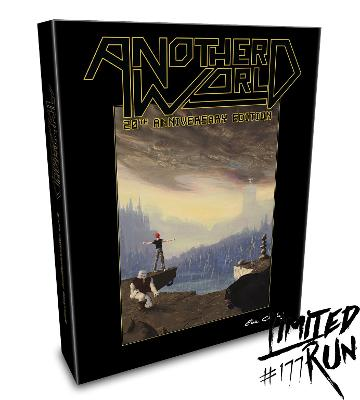 Another World: Classic Edition Cover Art