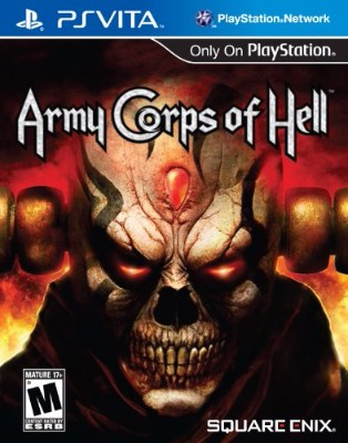 Army Corps of Hell Cover Art