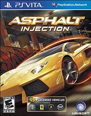 Asphalt Injection Cover Art
