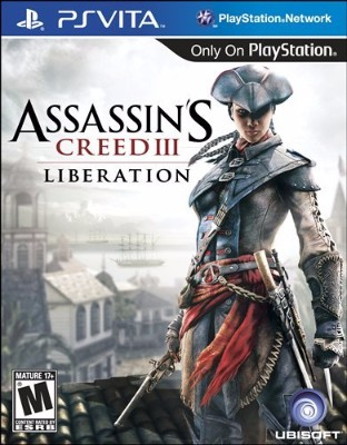 Assassin's Creed III: Liberation Cover Art