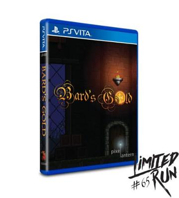 Bard's Gold Cover Art