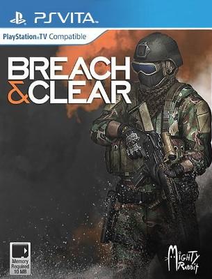 Breach & Clear Cover Art
