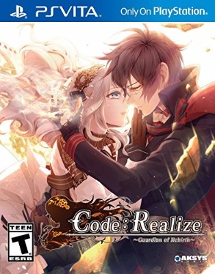 Code:Realize:  Guardian of Rebirth Cover Art