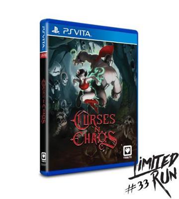 Curses 'N Chaos Cover Art