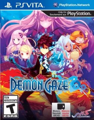 Demon Gaze Cover Art