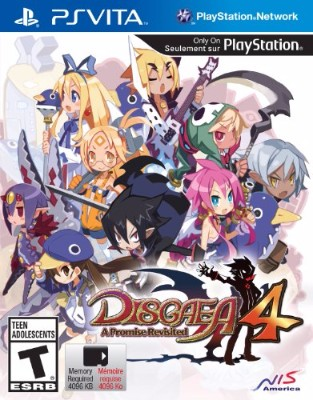 Disgaea 4: A Promise Revisited [Limited Edition]