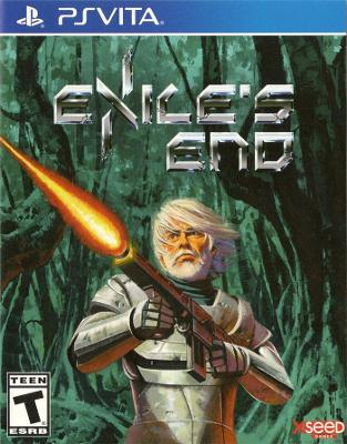 Exile's End Cover Art