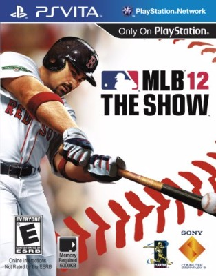 MLB 12 Cover Art
