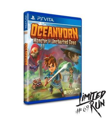 Oceanhorn Cover Art