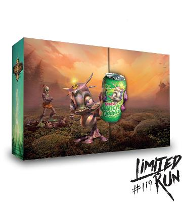 Oddworld: Munch's Oddysee HD [Collector's Edition] Cover Art