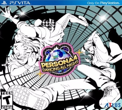 Persona 4 Dancing All Night [Disco Fever Edition] Cover Art
