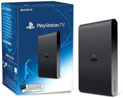 Playstation TV Cover Art