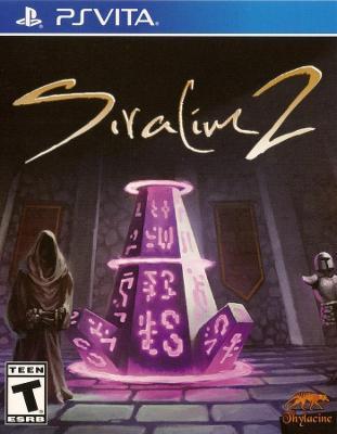 Siralim 2 Cover Art