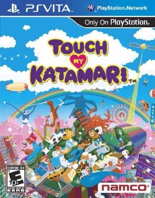 Touch My Katamari Cover Art