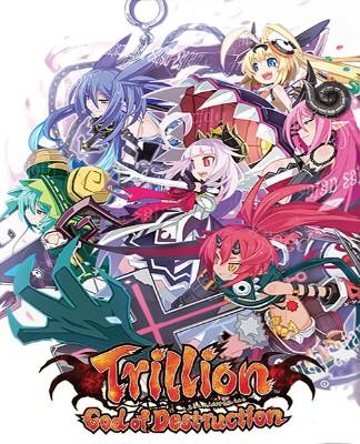 Trillion: God of Destruction [Limited Edition] Cover Art