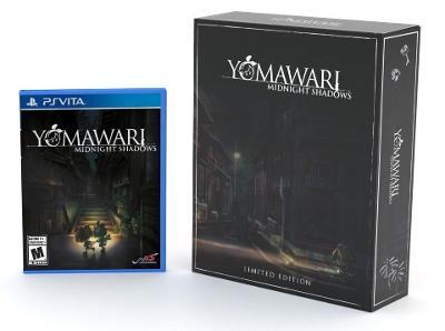 Yomawari: Midnight Shadows [Limited Edition] Cover Art
