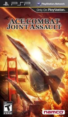 Ace Combat: Joint Assault Cover Art