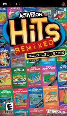 Activision Hits: Remixed Cover Art